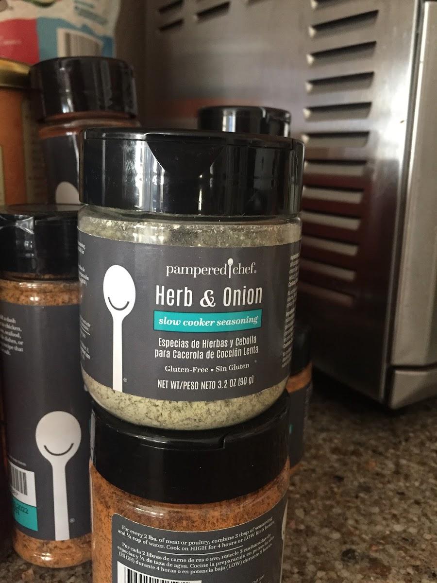 Herb & Onion Slow Cooker Seasoning