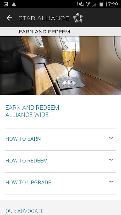 Star Alliance Navigator- screenshot