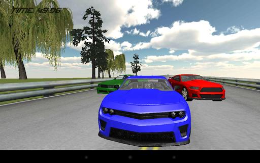 Muscle Car Racing 3D