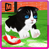 Crazy Kitty Cat Simulator 3D