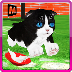 Crazy Cat Madness 3D for PC and MAC