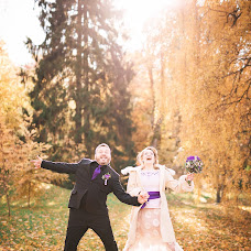 Wedding photographer Anna Zaugarova (azphoto). Photo of 23.10.2017