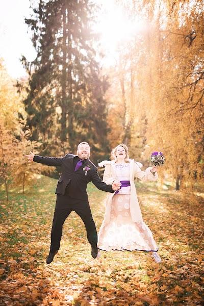 Свадебный фотограф Анна Заугарова (azphoto). Фотография от 23.10.2017
