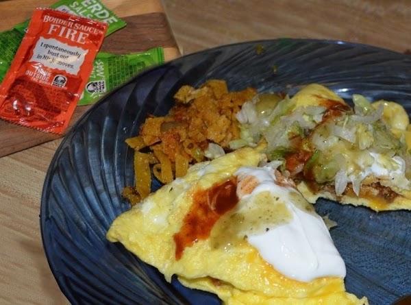 Taco Bell Omelet Recipe