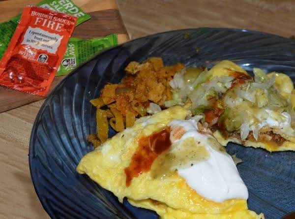 Taco Bell Omelet Recipe