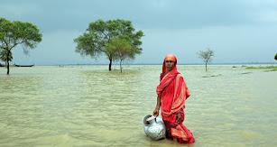 Rahima Khatun de Bangladesh, tenía que ir a diario a otra aldea para buscar agua.