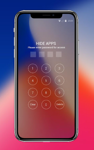 Theme for New iPhone X HD:ios 11 Skin for PC