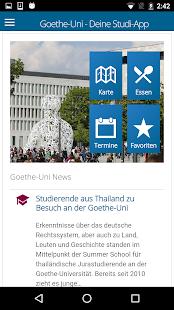 Goethe-Uni - náhled