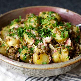 Potato Salad With Gherkins Recipes