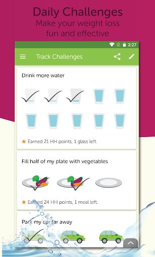 My Diet Coach - Weight Loss Motivation & Tracker 5.3.0 screenshots 2