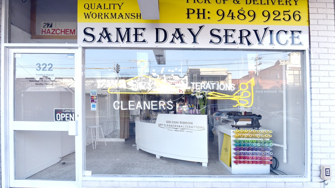 Golden Ribbon Dry Cleaners Alterations Dry Cleaners Alterations In Northcote