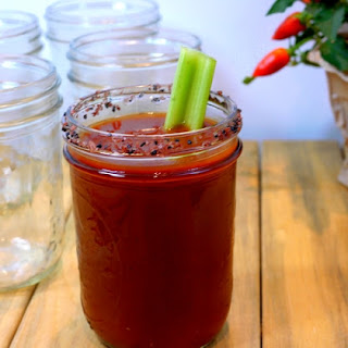 The Best Bloody Mary Ever.