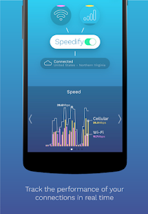 Speedify VPN - Unlimited Secure VPN- screenshot thumbnail