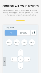 Peel Smart Remote (WatchON™)- screenshot thumbnail