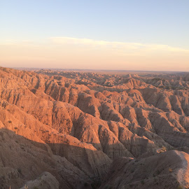 Badlands, SD by Mike Martinez - Novices Only Landscapes