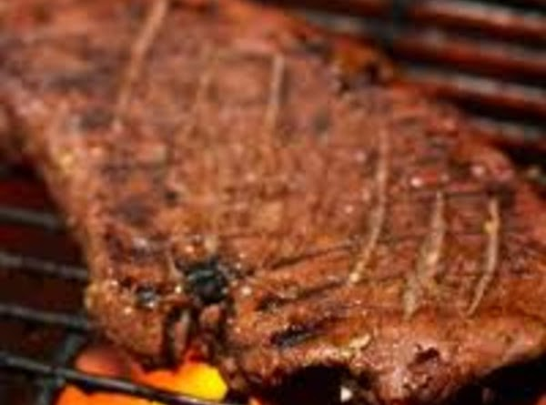 Grilled London Broil Recipe
