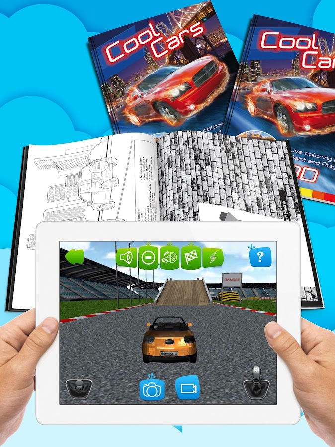 3D Cool Cars- screenshot