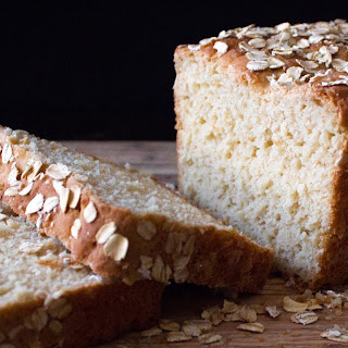 Gluten-Free Honey Oat Bread.