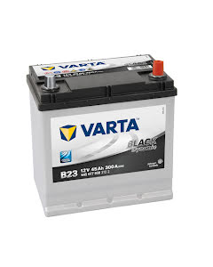 Batteri Black Dynamic B23 - 45Ah