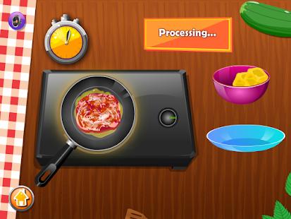 Juegos De Cocina Hamburguesas   Juegos De Cocina Hamburguesa Aplicaciones De Android En Google Play