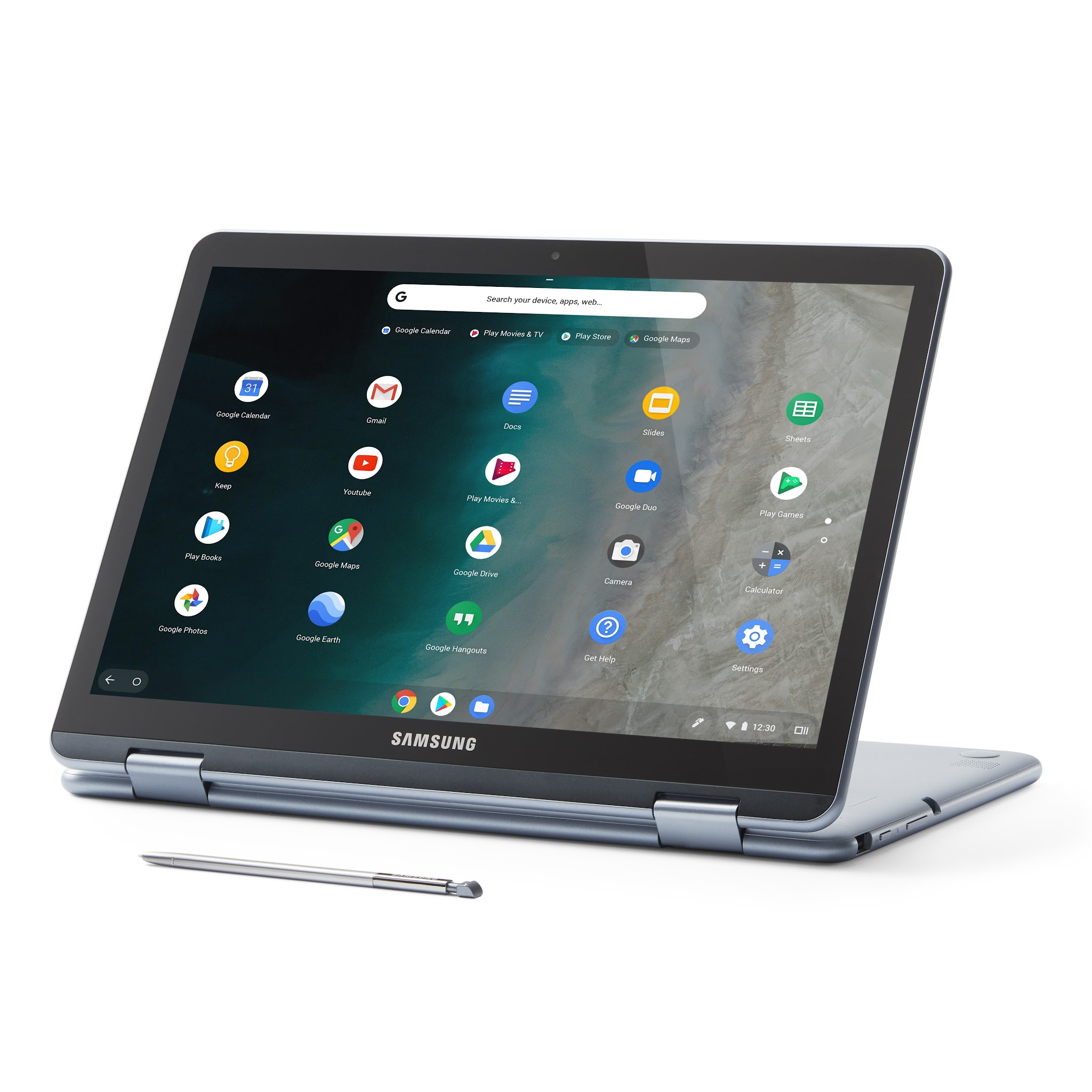 Samsung Chromebook Plus (LTE) - photo 4