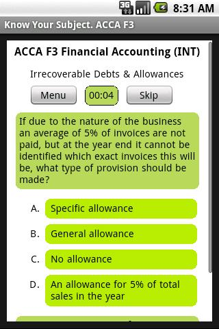 Acca f3 financial accounting free download