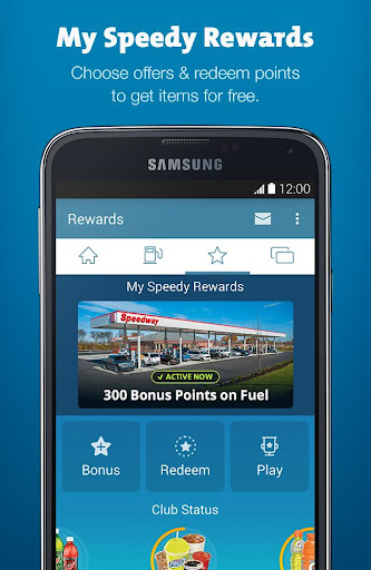 Speedway Fuel & Speedy Rewards Screenshot