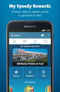 Speedway Fuel & Speedy Rewards screenshot 01