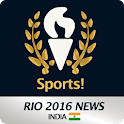 Rio 2016 News INDIA-unofficial icon