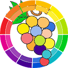 Baby Paint: coloring app icon
