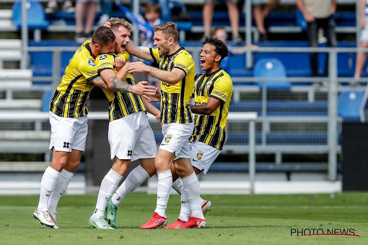 🎥 Duel tussen Groningen en Vitesse na ongeregeldheden voor een half uur stopgezet