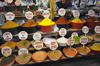 Photo: Victoria Market, Durban, South Africa