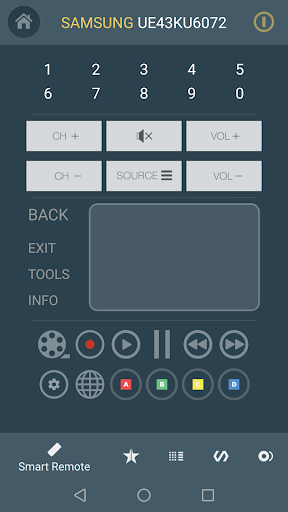 Samsung TV Remote 8.9.14 screenshots 6