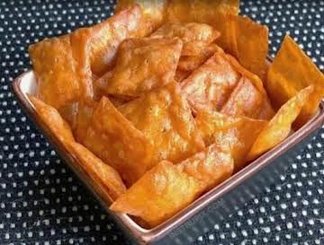Keto Cheez-It Crackers