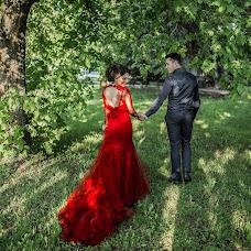 Wedding photographer Yana Bilyuga (pinome). Photo of 08.07.2017