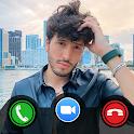 Sebastian Yatra Fake Call Video Simulation icon