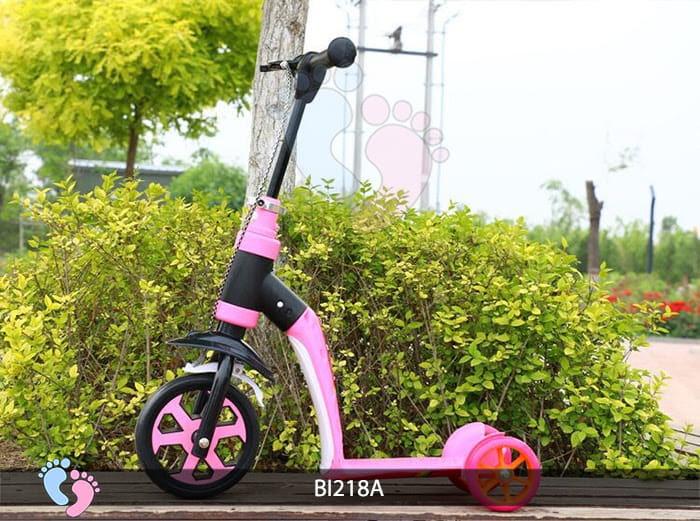 Xe trượt Scooter cho bé 2 trong 1 BI218A 5