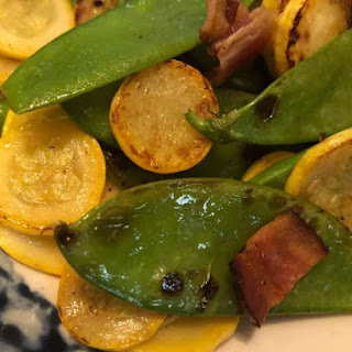 Snow Peas and Squash Recipe