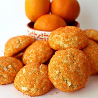 Orange Gem Cookies