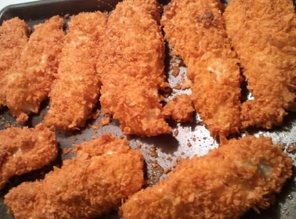 Dorito Chicken Strips/nuggets Recipe