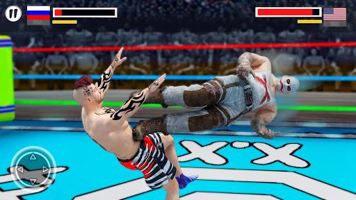 Wrestling Fight Revolution 20: World Fighting Game 1.4.0 screenshots 1