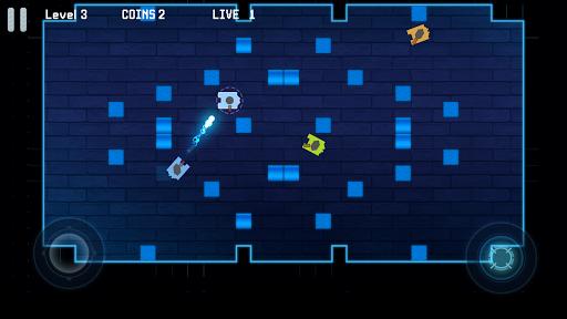 Tank Battle: Hero Of Tank 0.4 APK MOD screenshots 2
