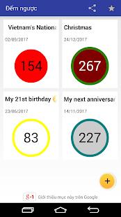 Countdown apk screenshot 2
