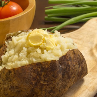 Smoked Baked Potatoes Recipes