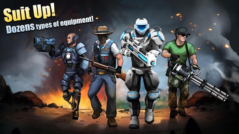 Flat Army: Sniper War v1.12.18 [Mod]