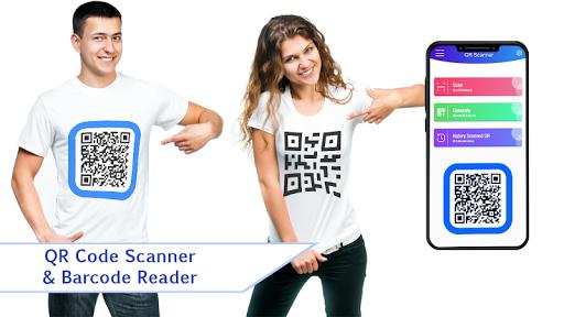 QR Code Reader screenshot 1