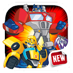 New Transformers Rescue Bots Dash