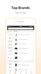 GearBest Online Shopping Screenshot