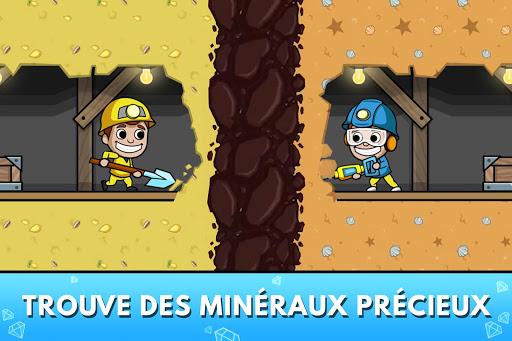 Idle Miner Tycoon - Manager de Mine fond d'écran 2