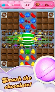 Candy Crush Saga MOD (Unlimited Lives/Levels Open) 3